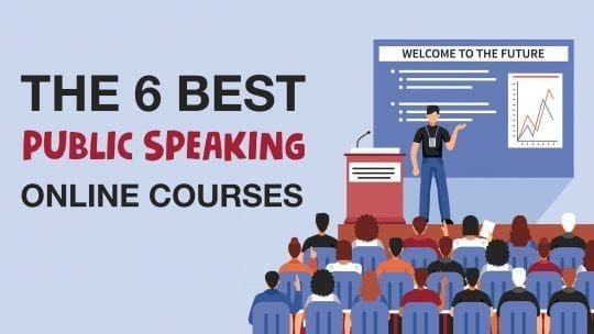 public speaking courses feature