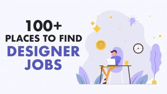 101 places to find designer jobs